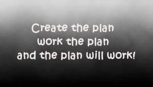 Createtheplan