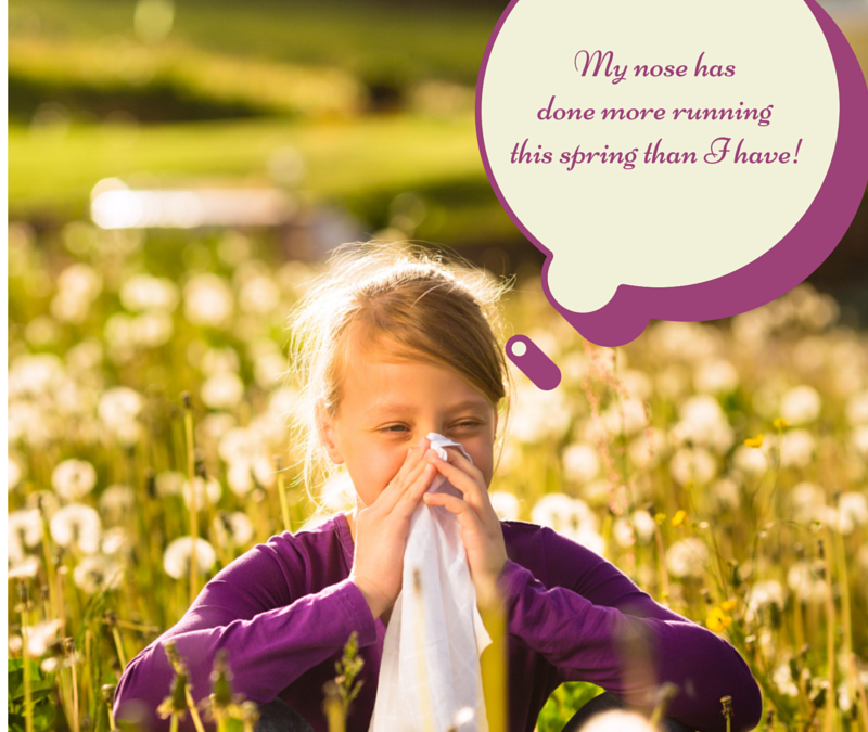 Relief from Allergies?